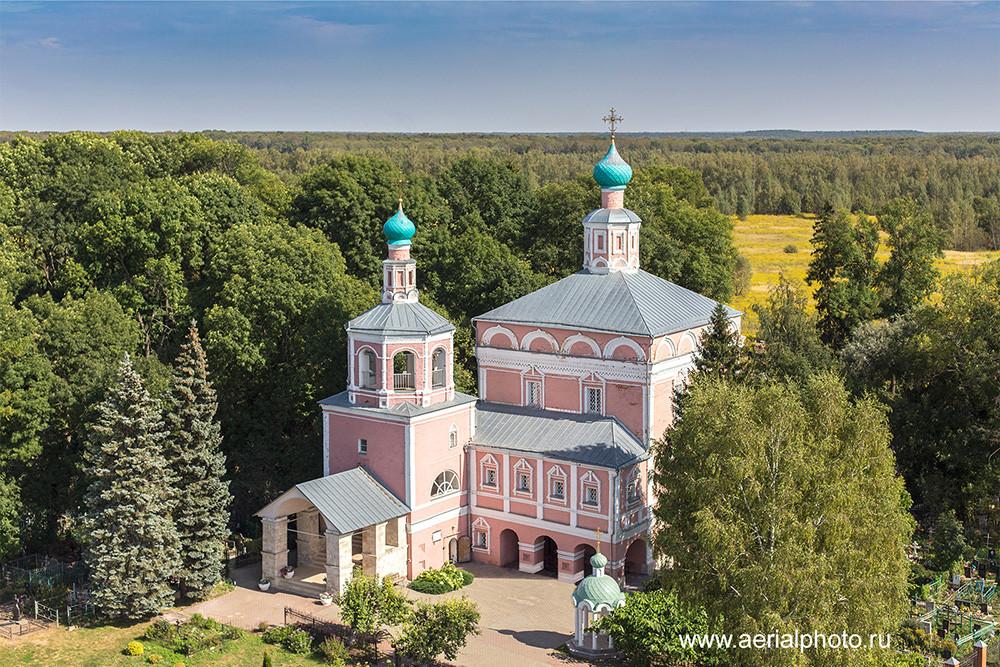 Венев-Никольский монастырь. Тульская область
