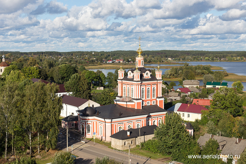 Cathedral of the Korsun Icon of the Mother of God. Toropets, Tver Province
