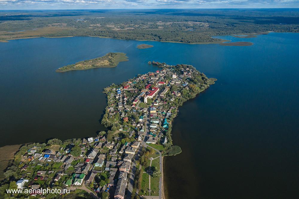 City of Sebezh, Pskov Province