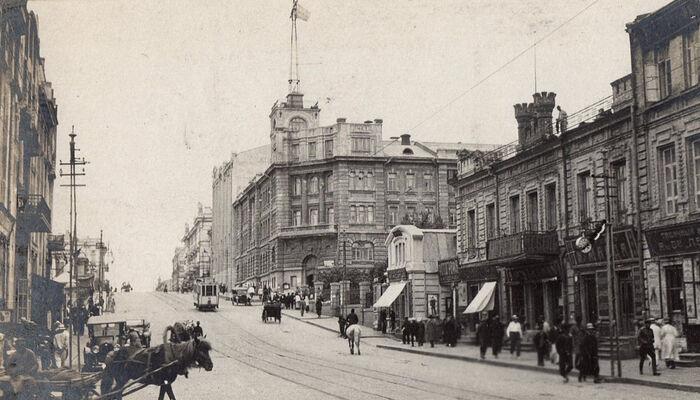 Владивосток в гражданскую войну