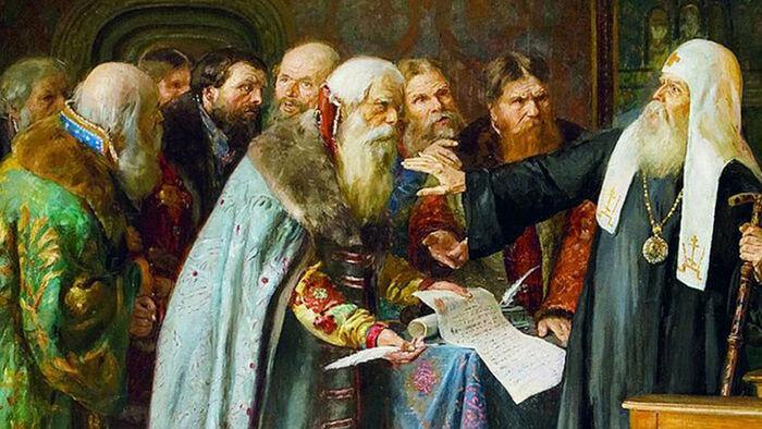 Святитель Иов возглавил противостояние польско-литовским захватчикам, обличал Лжедмитрия как самозванца