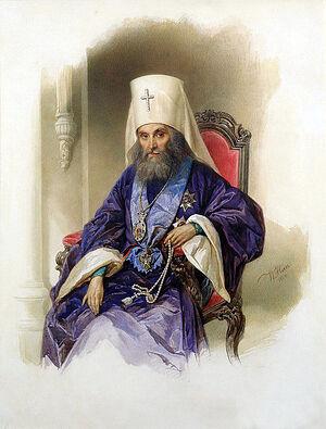 Святитель Московский Филарет