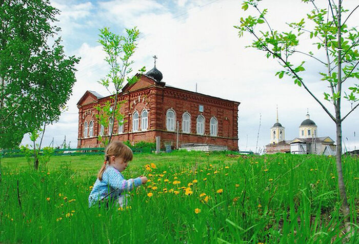 Свято-Покровский женский монастырь (Шаморга). Фото с сайта azbyka.ru