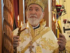 Greek Metropolitan Gennadios of Italy reposes in the Lord