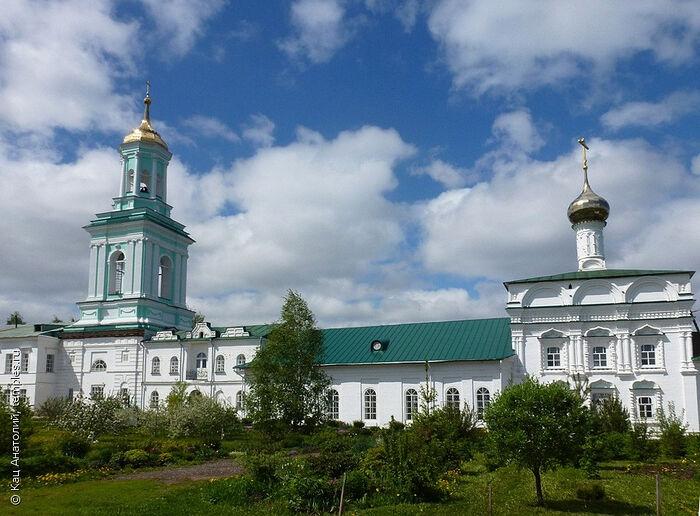Вятский Преображенский женский монастырь