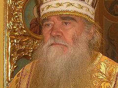 Ukrainian Metropolitan Ioanniky of Lugansk reposes in the Lord