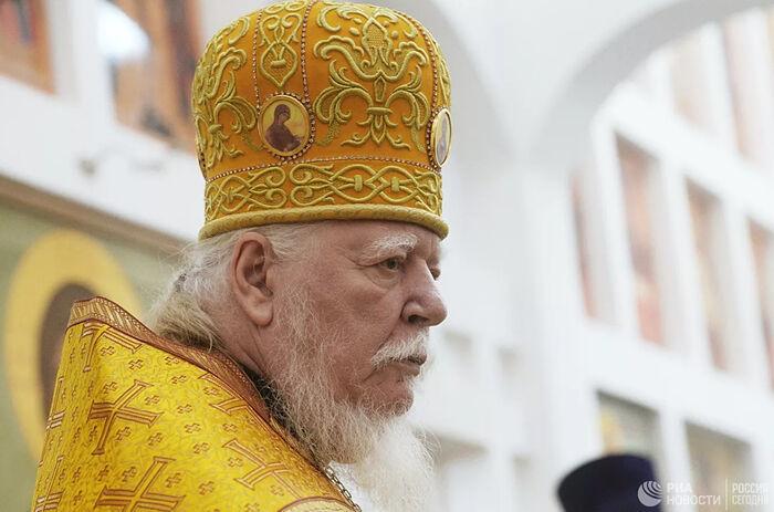 Отошел ко Господу протоиерей Димитрий Смирнов