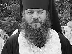 Body of missing Ukrainian abbot found in river