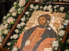 В Санкт-Петербургской духовной академии прошла международная конференция «Святой Александр Невский и его эпоха в духовной культуре России»