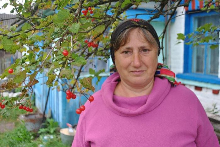 Библиотекарь Татьяна Мухоид