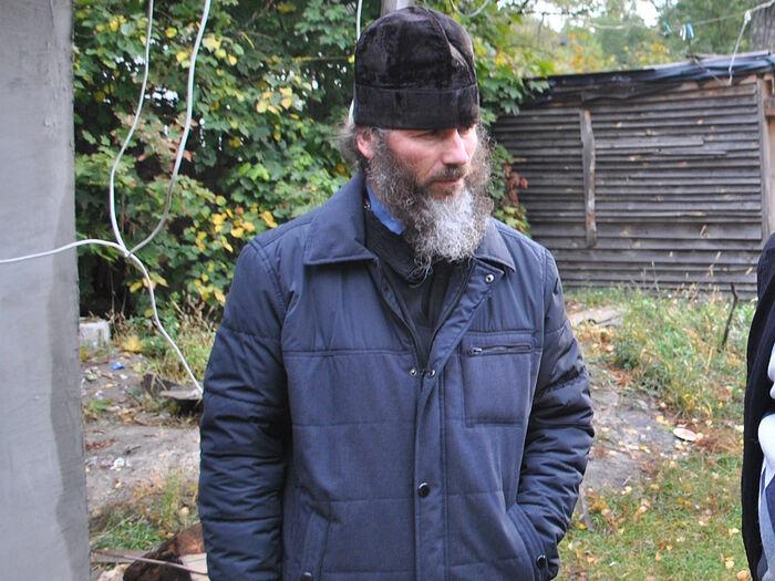 Протоиерей Александр Довгань