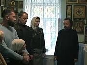 Архимандрит Филарет (Кольцов) / иеромонах Никон (Горохов) - экскурсия по кельям старцев