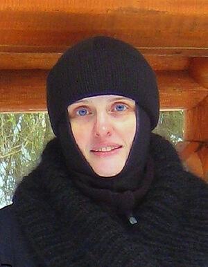Монахиня Мария (Птицына)