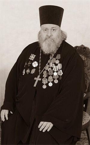 Протоиерей Константин Татаринцев