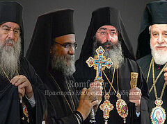 """Ignoring and Despising His Own Holy Synod"""