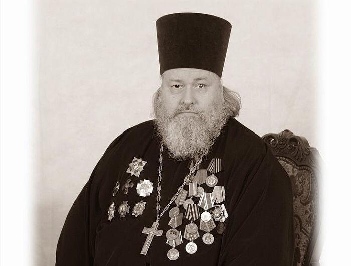 Протојереј Константин Татаринцев