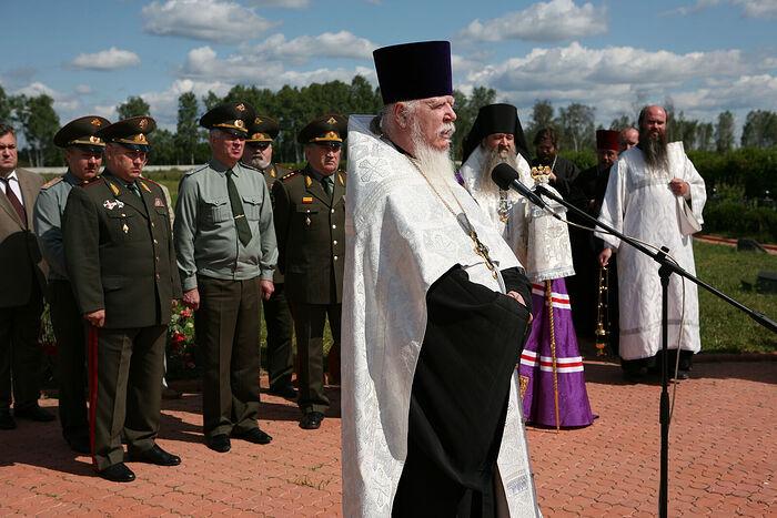 Отац Димитрије Смирнов. Беседа за војнике