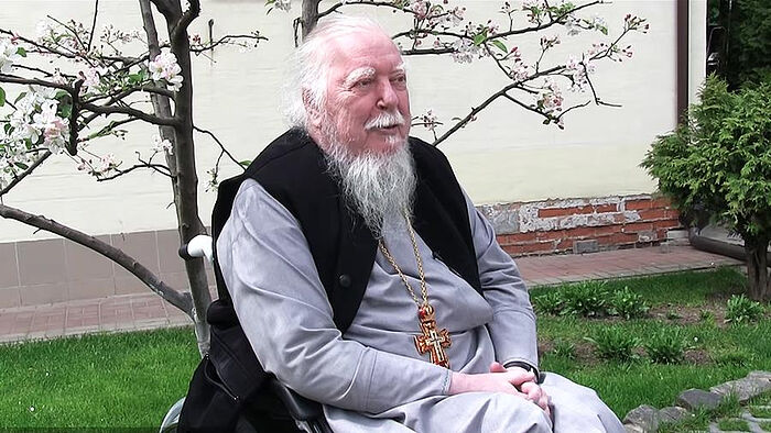 Отац Димитрије Смирнов после прележаног ковида