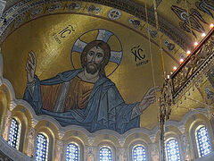 Completed mosaics unveiled in Belgrade's St. Sava Cathedral (+VIDEO)