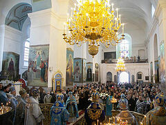 Belarusian Church celebrates 550th anniversary of Zhirovichi Icon, 500th anniversary of Monastery (+VIDEO)