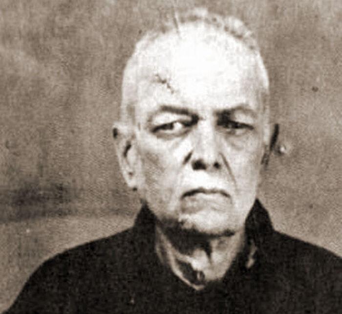 Святитель Лука (В. Ф. Войно-Ясенецкий). Ташкент, тюрьма НКВД, 1939 год / Фото: Википедия