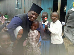 Help Kenyan Orthodox priest rebuild school and community after eviction and demolition