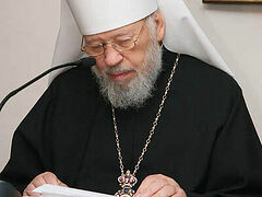 Metropolitan Vladimir of Kiev, 2008: Creating Parallel Jurisdictions Will Not Heal the Schism