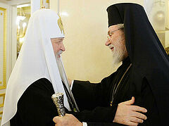 Archbishop Chrysostomos of Cyprus, 2018: We Will Always Support the Position of the Russian Church on the Ukrainian Issue