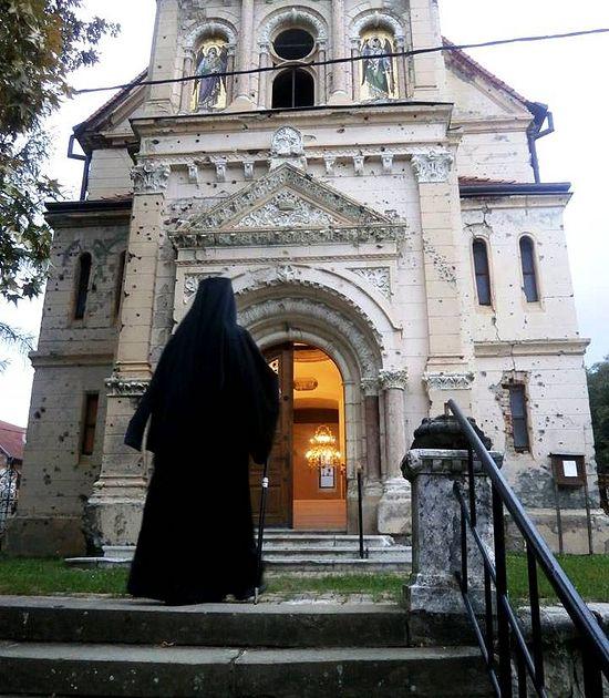 Πακράτσι (Pakrac). Ο καθεδρικός ναός