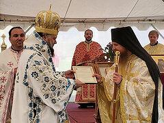 New abbot installed at St. Demetrios Romanian Orthodox Monastery in New York