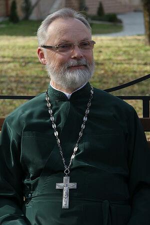 Священник Георгий Кочетков