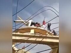 Ισλαμιστές στη Συρία έριξαν σταυρό της Ορθόδοξης εκκλησίας