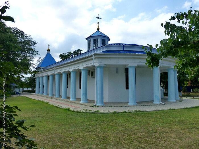 Храм Покрова в Тамани