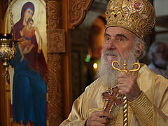 Patriarch Irinej of Serbia and administrator of Metropolis of Montenegro test positive for COVID