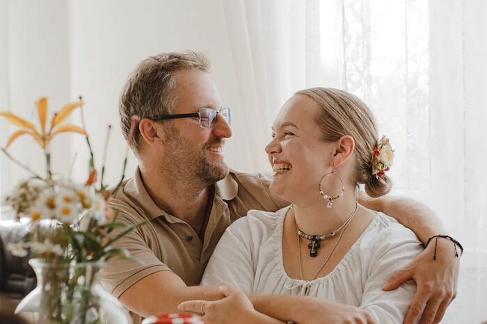 Дмитрий и Алеся Лавриенко
