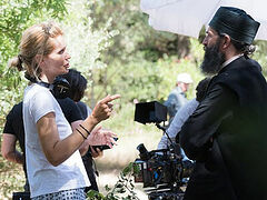 Yelena Popovic, director of the film about St. Nektarios: An Orthodox Christian can offer a lot to the world