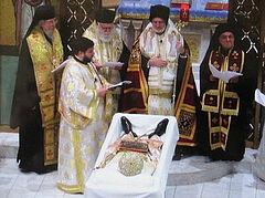 Greek Metropolitan Maximos laid to rest in Pittsburgh