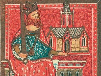 Церковь в Британии VIII века