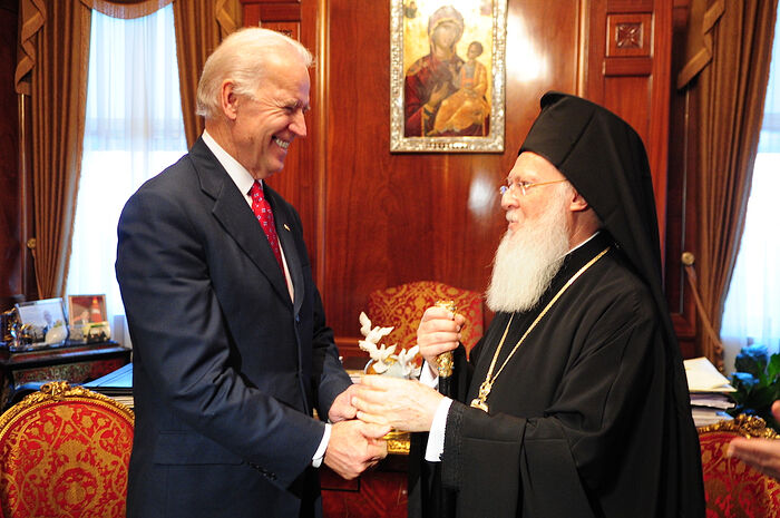 Photo: orthodoxtimes.com / © Nikos Magginas / Ecumenical Patriarchate