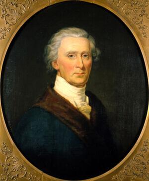 Чарльз Кэрролл, друг Филиппа Ладвелла и один из подписавших Декларацию независимости США