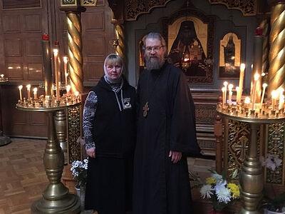 Путешествие к старцу Ефрему Аризонскому и святителю Иоанну Шанхайскому,<br>или Промысл Божий в моей жизни и книгах