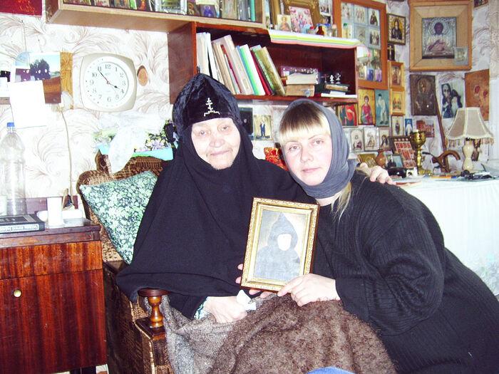С матушкой Анастасией в Киреевске
