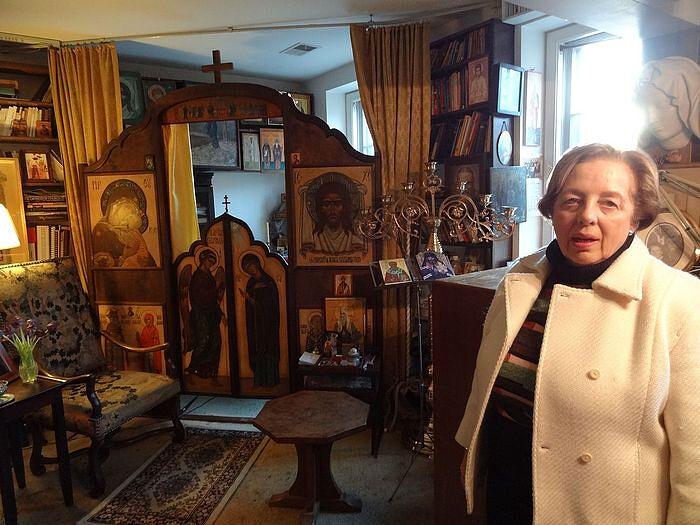 Домовая церковь в квартире владыки Василия