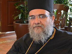 Cypriot hierarch explains unwillingness to concelebrate with Archbishop Chrysostomos
