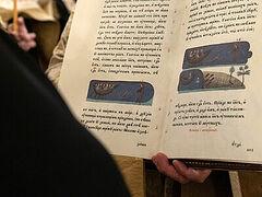 Лекция 5. Священное Писание: история, экзегетика (ВИДЕО)