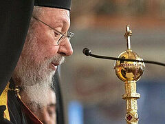 Abp. of Cyprus: I can't believe they're attacking me this way, I don't deserve it, but I forgive them