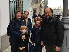 Диакон Андрей Псарев: «Я болен Россией, и эта болезнь не лечится»