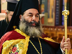 Greek Metropolitan of Langadas reposes from complications due to COVID