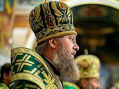 Управляющий делами Украинской Православной Церкви прокомментировал возможный визит главы Фанара на Украину