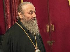 Συνέντευξη του Προκαθημένου της Ουκρανικής Ορθοδόξου Εκκλησίας: Είμαι πρώτα μοναχός